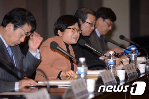 [사진]'2015 남북관계, 새로운 접근이 필요!'