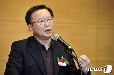김부겸 전 새정치민주연합 의원 /뉴스1 © News1 정훈진 기자