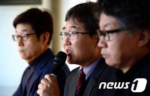 [사진]월성 1호기 수명연장을 멈춰라!