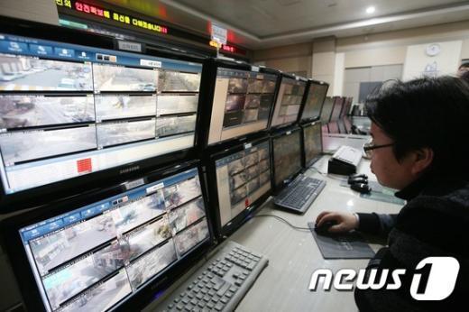 [사진]서울 경찰, CCTV 1388대 추가 설치