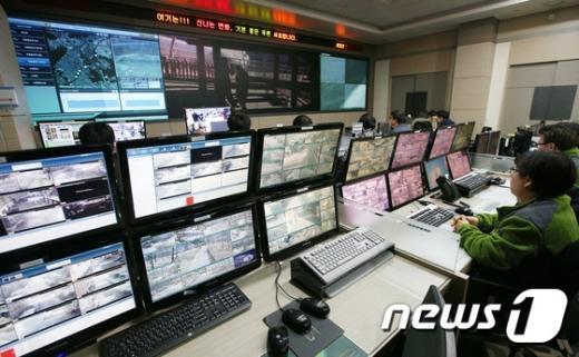 [사진]CCTV, 범죄 예방ㆍ검거 수단으로