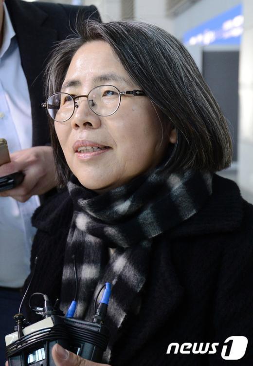 [사진]김영란법 원안 만들었던 김 전 국민권위원장 출국