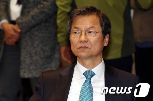 천정배 전 법무장관 /뉴스1 © News1 이광호 기자