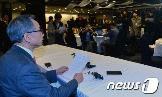 [사진]입장 밝히는 민화협