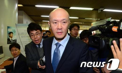 전두환 전 대통령의 차남 재용씨. /뉴스1 © News1 양동욱 기자