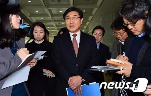 [사진]리퍼트 美 대사 피습 '외교부의 입장은?'