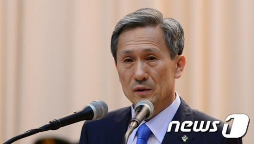 김관진 국가안보실장. © News1