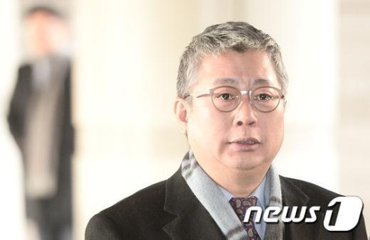 조응천 전 청와대 공직기강비서관. /뉴스1 © News1 송은석 기자