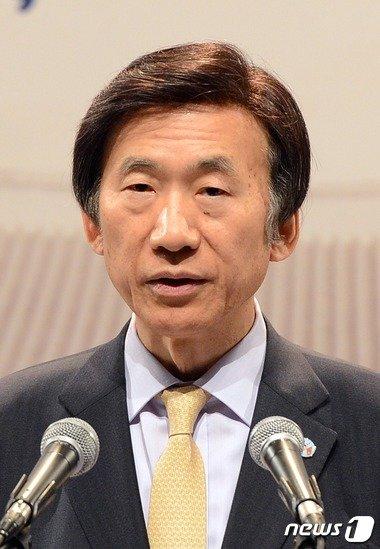 윤병세 외교부 장관. (사진공동취재단) 2015.3.21/뉴스1 © News1 사진공동취재단 기자