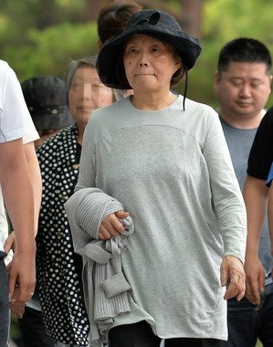 유병언 전 회장 부인 권윤자씨./뉴스1 © News1