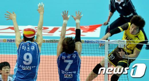 [사진]강영준 '날아올라'