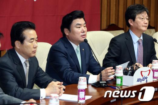 원유철 새누리당 정책위의장 © News1