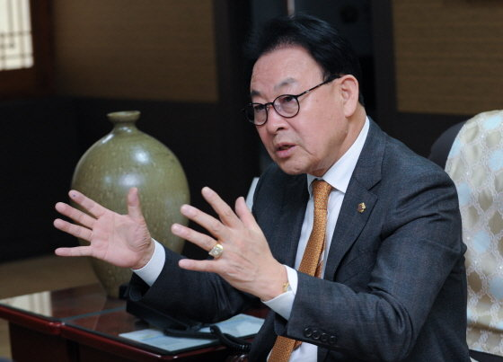 ▲인천광역시 의회 노경수 의장님
