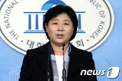 서영교 새정치민주연합 원내대변인. /뉴스1 © News1 이광호 기자