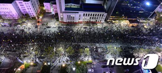[사진]세월호 참사 1주기 추모행진