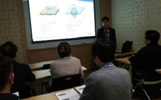 수강생들이 IPC교육센터에서 CQI 인증 교육을 받고 있다/사진제공=IPC 코리아