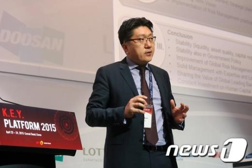 [사진]'글로벌 금융산업 육성을 위한 도전 과제란?'