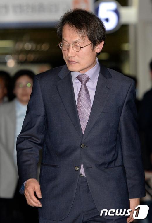[사진]조희연 교육감, 벌금 500만원 선고