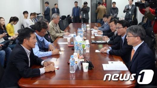 [사진]연금개혁 실무기구 최종회의