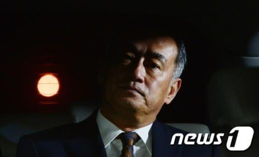 [사진]'회삿돈으로 원정도박' 장세주 동국제강 회장 구속