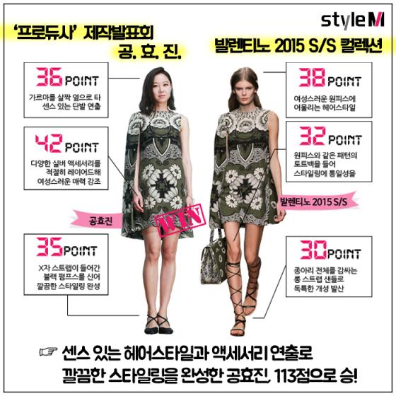 [카드뉴스] 스타 vs 모델, 같은 옷 입어도 느낌이 다른 이유