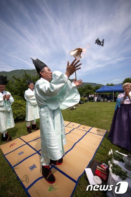 [사진]제19회 하동 야생차문화축제