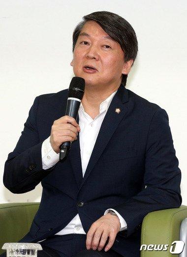 안철수 새정치민주연합 전 공동대표. /뉴스1 © News1 이광호 기자
