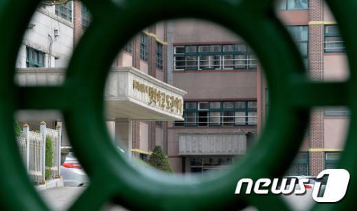 [사진]메르스 확산 방지를 위해 '경기도 7개 지역 학교 휴업'
