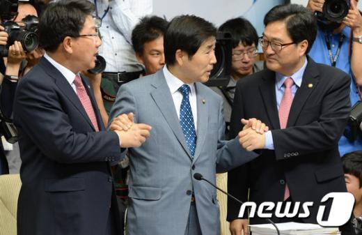 [사진]여야, 황교안 총리 후보 청문회 대격돌