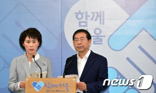[사진]서울시와 서울시의사회와 손잡고 메르스 공동대응