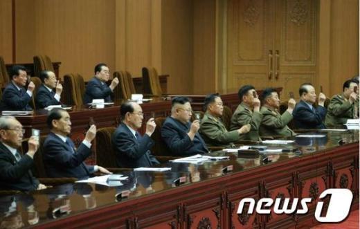 자료사진. (노동신문) 2014.4.10/뉴스1 © News1