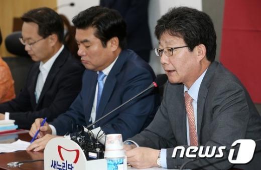 새누리당 9일 원내대책회의 © News1 오대일 기자