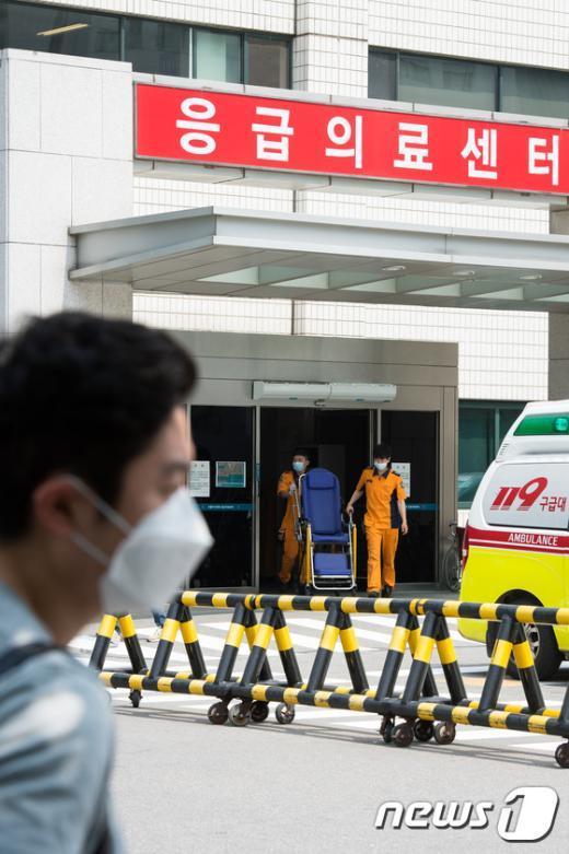 [사진]서울아산병원서도 메르스 확진자 발생