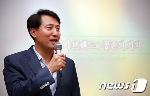 오세훈 전 서울시장. (자료사진) © News1 조희연 기자