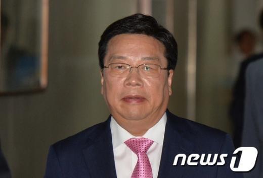 [사진]권선택 대전시장, 항소심에서 2년형…'당선무효형'