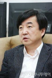 김봉수 카이스트 교수. /사진제공=카이스트