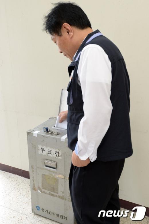 [사진]서울시버스노조, 총파업 찬반 투표 돌입