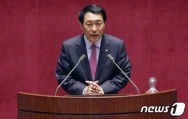 안상수 새누리당 의원. © News1 오대일 기자