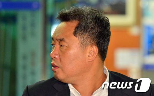 [사진]전창진 감독의 시선