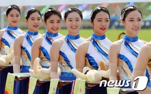[사진]'2015 광주하계유니버시아드 개막해요'