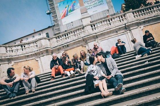 로마 스페인광장/사진제공=내일투어