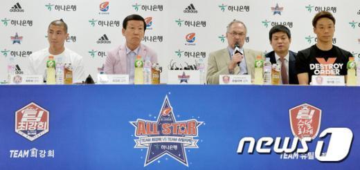 [사진]별들의 전쟁 '하루 앞으로 다가온 K리그 올스타전'
