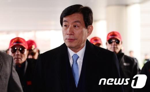 원세훈 전 국정원장./뉴스1 © News1 박지혜 기자