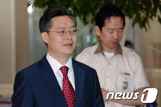 황준국 외교부 한반도평화교섭본부장./뉴스1 © News1 신웅수 기자