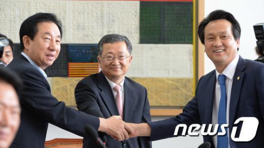 [사진]예결위 예산소위 스타트