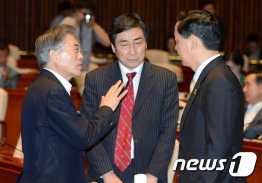 [사진]새정치민주연합 '혁신 논의'