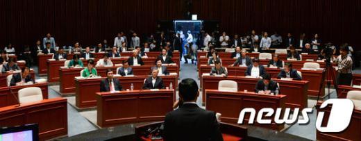 [사진]'혁신 앞둔 새정치민주연합'