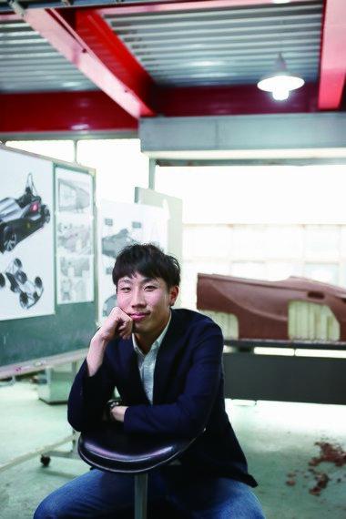전영재 건국대 학생. (건국대 제공) © News1