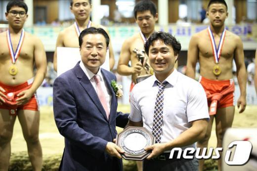[사진]'우승을 축하합니다'