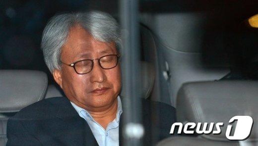 송재용(58) 전 한국산업은행 부행장. /뉴스1 © News1 손형주 기자